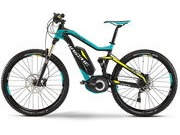 HAIBIKE XDURO Fullseven RC 40cm Turquoise/Grey/Black  click to zoom image