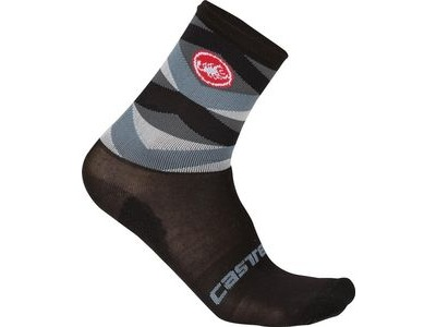 CASTELLI Fatto 12 Socks Black/Grey