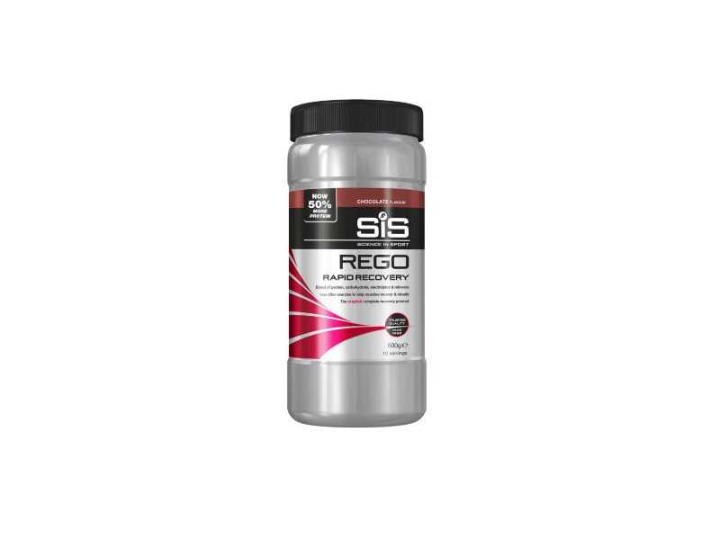 SCIENCE IN SPORT Science in Sport REGO Rapid Recovery 500g Chocolate click to zoom image