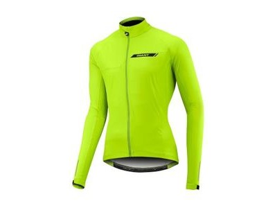 GIANT Proshield Rain Jacket Yellow