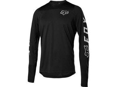 FOX CLOTHING Defend LS Jersey Black 2020