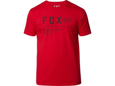 FOX CLOTHING Non Stop Premium SS Tee Chili