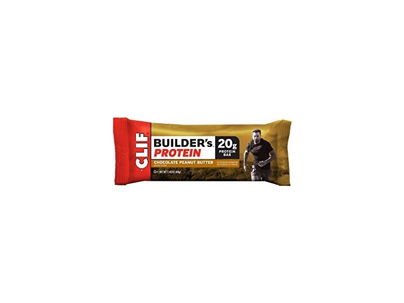 CLIF Clif Builders Protein (Chocolate Peanut Butter) click to zoom image