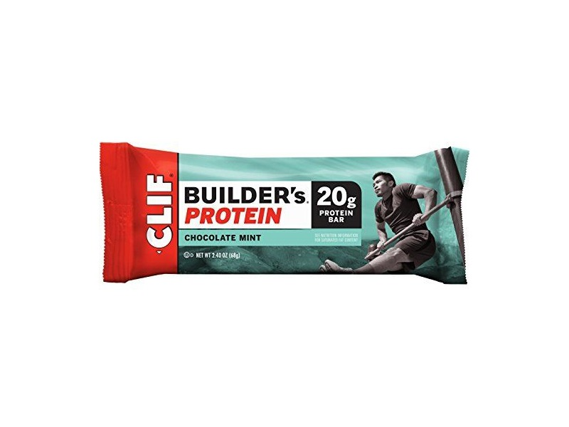 CLIF Clif Builders Protein (Chocolate Mint) click to zoom image