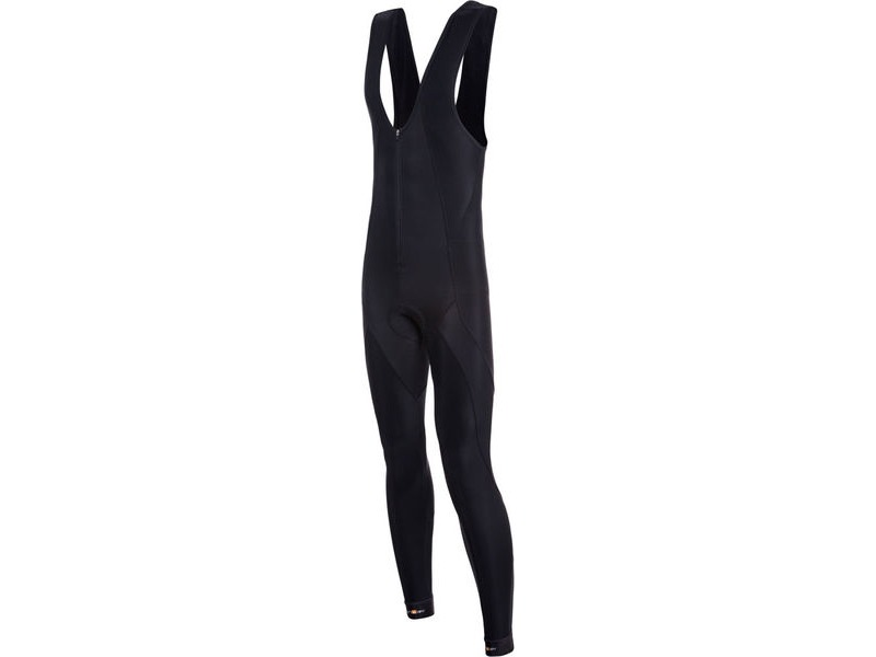 FUNKIER Polar Active Thermal Microfleece Bib Tights in Black (S-976-W-B14) click to zoom image