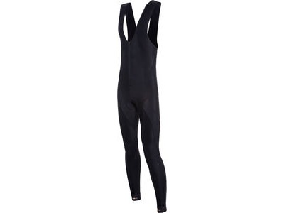 FUNKIER Polar Active Thermal Microfleece Bib Tights in Black (S-976-W-B14)
