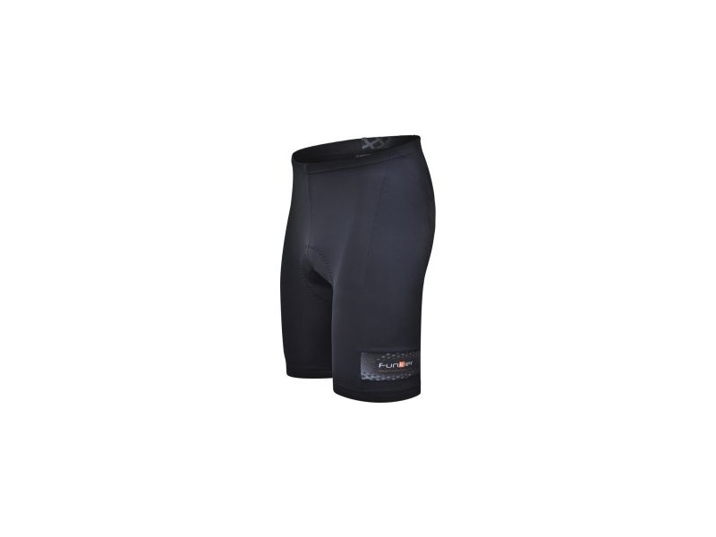 FUNKIER Active 7 Panel Shorts S227-B1 Black click to zoom image