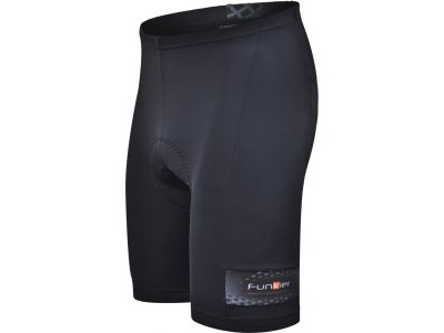FUNKIER Active 7 Panel Shorts S227-B1 Black