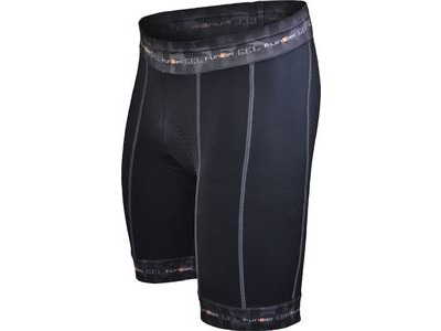FUNKIER Apex-Gel Gents Pro 14 Panel Shorts Black
