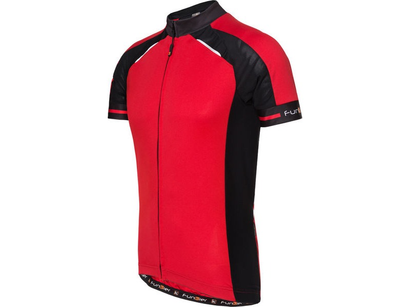 FUNKIER Stream Gents Short Sleeve Jersey click to zoom image