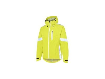 MADISON Prime Men's Waterproof Jacket Hi-Viz