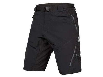 ENDURA Hummvee Short II Black (With Liner)