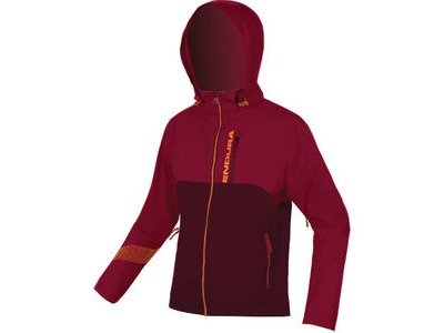 ENDURA Singletrack Jacket II Claret