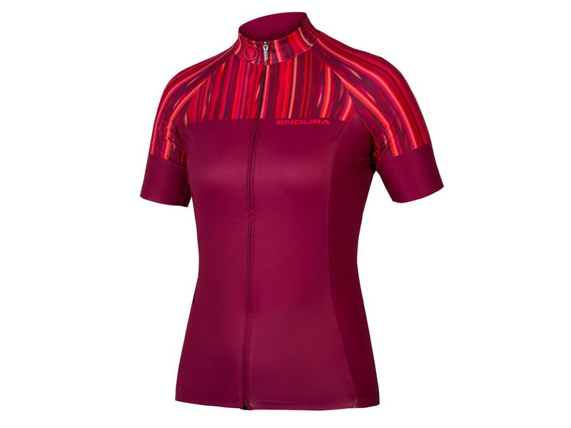 ENDURA Pinstripe S/S Jersey click to zoom image